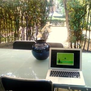 coworking outdoor