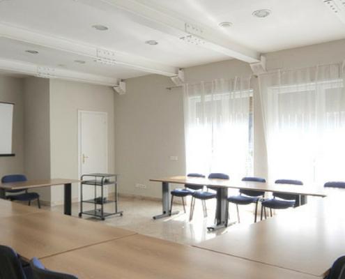 Sala Farnese uffici Direur Roma