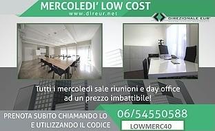 low cost mercoledi
