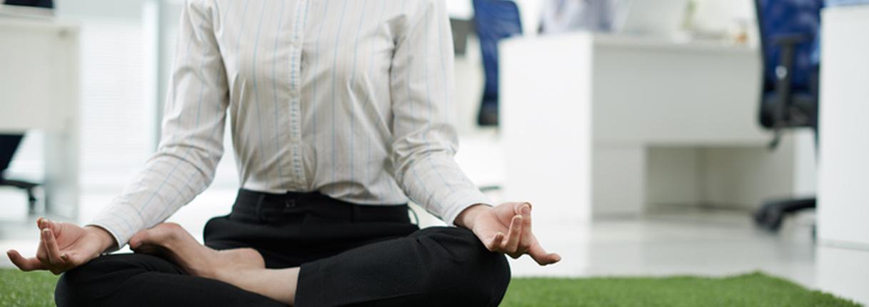 yoga ufficio