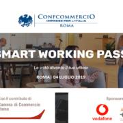 Smart working pass